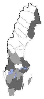Distribution map - Anacampsis temerella