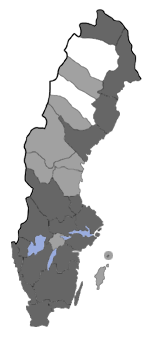 Distribution map - Epinotia maculana