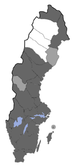 Distribution map - Epinotia ramella