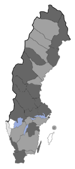 Distribution map - Eudonia sudetica