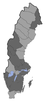 Distribution map - Glyphipterix haworthana