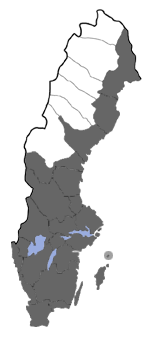 Distribution map - Idaea dimidiata