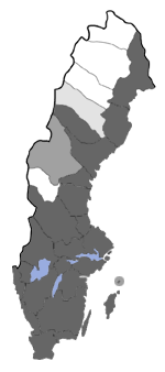 Distribution map - Idaea pallidata