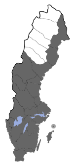 Distribution map - Idaea straminata