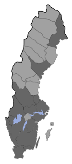 Distribution map - Mompha sturnipennella