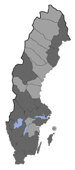 Distribution map - Nematopogon robertellus