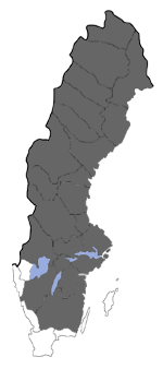 Distribution map - Oeneis jutta