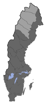 Distribution map - Protolampra sobrina